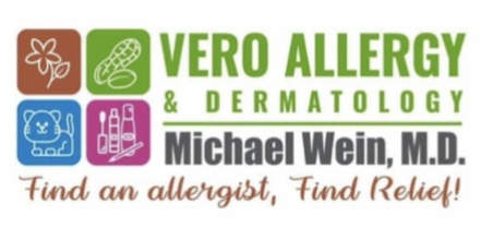 Vero Allergy & Dermatology  MICHAEL WEIN, MD Vero Beach / PSL