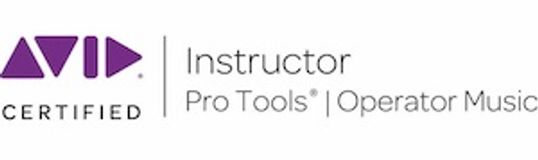 Certified pro tools instructor