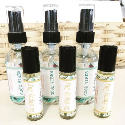 Essential oils are available for your zen at Lola Lenora.