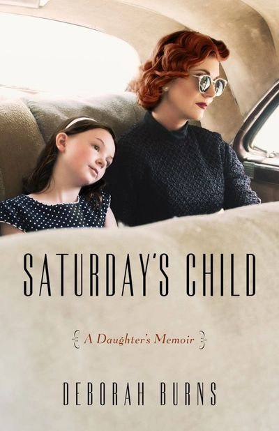 The new memoir from author Deborah Burns. On Sale: April 9, 2019!