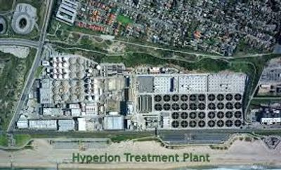 Hyperion Waste Water Treatment Plant, El Segundo, CA