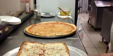 Joe's Pizza has pizza and by the slice and so much more excellent italian food.