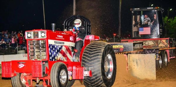 Snyder County Tractor Pullers Finals 2019
