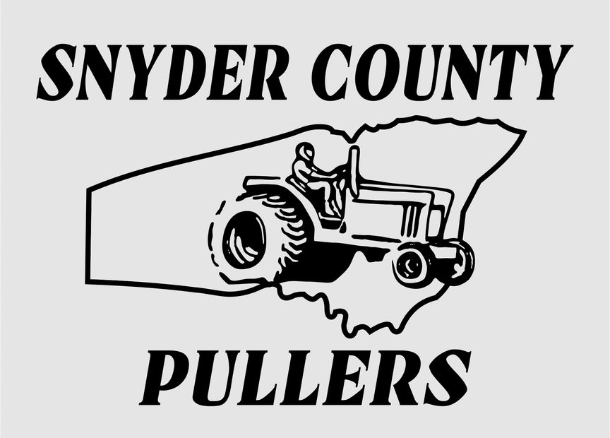 Snyder County Tractor Pullers Logo
