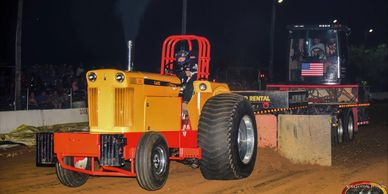Puller Bios | Snyder County Tractor Pullers