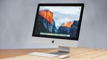 "Apple iMac 21"" for rent in bangalore"