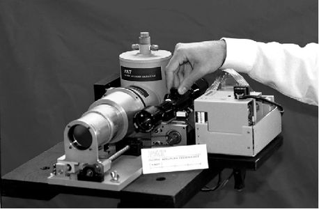 Legacy Hyperspectral Camera developed as a prototype in 1994