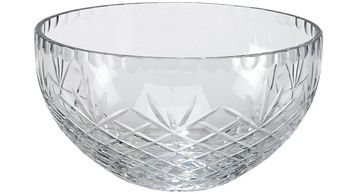 Traditional Paul Revere Bowls (many sizes) and crystal bowl and vase collections.