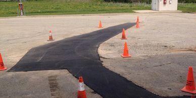 Asphalt Patch Work (Toledo&Surrounding Areas)