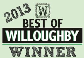 Best of Willoughby Winner, willoughby soap shop, soap shop, pink shop in willoughby