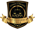 Steven A. Sigmond was honored by the National Association of Personal Injury Attorneys