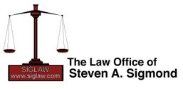 The Law Office of Steven A. Sigmond