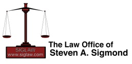The Law Office Of Steven A Sigmond