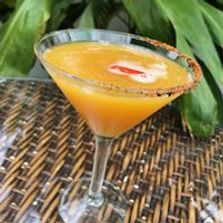Our Cocktails are just what you want on your vacation. Spicy Lilikoi Martini is one of our favorites