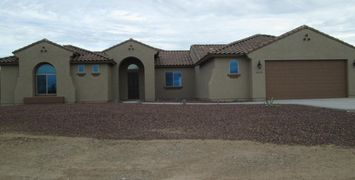 New construction, custom home, surprise az