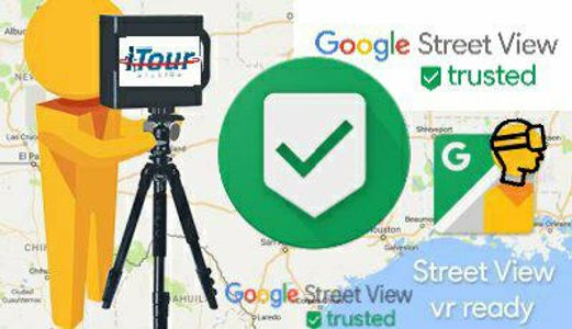 iTour Studios is now a trusted partner to Google Street View, Google Maps and Google Earth!