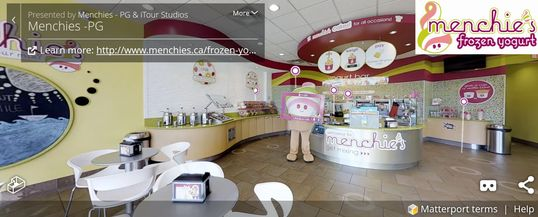 Click & Explore Menchies in 3D