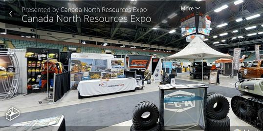 Click to Explore The Canada North Resources Expo in Prince George, BC!