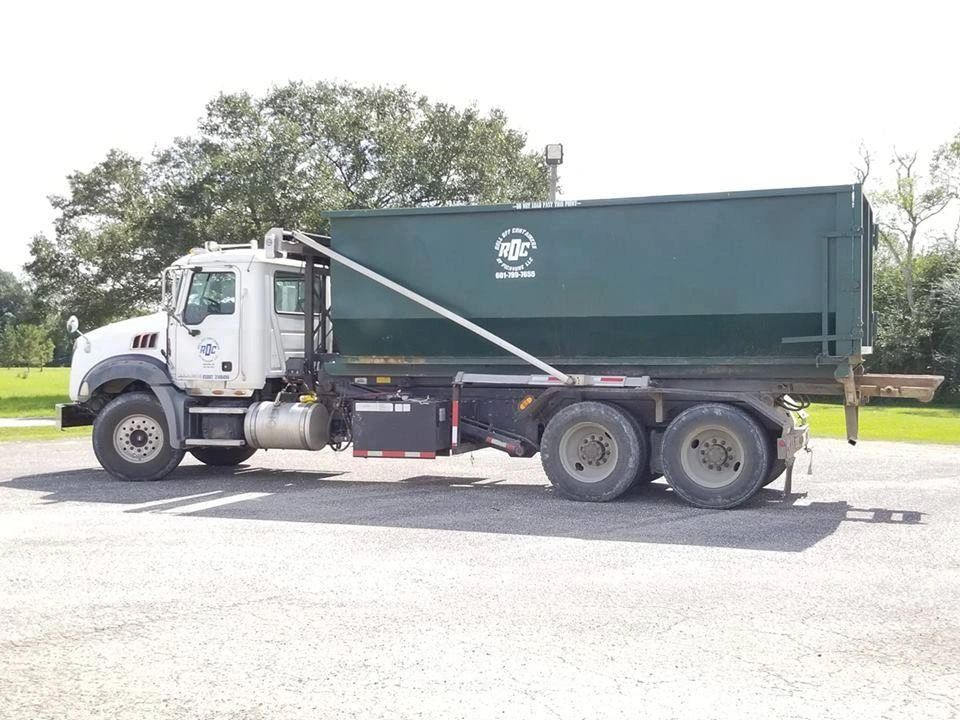 Roll Off dumpster truck Picayune MS