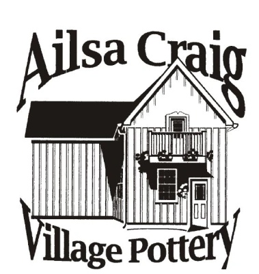 Ailsa Craig Village Pottery