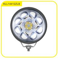 "5"" Round 36W LED Work Lamp With Lens"
