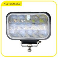 "5"" Rectangular 45W LED Work Lamp With Lens"