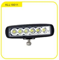 "6"" 18W LED Work Light"