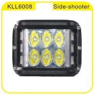 "4"" 18W Side Strobe LED Auto Light Pod"