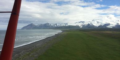 Anchorage Aero | Kniw Glacier & Prince William SOund Tours (Cape Douglas)