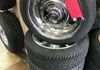 "20"" Staggered Rally wheels and tires 5 on 4.5/4.75 bolt pattern $1299.99"