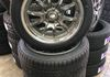 Ridler #650 (2) 17x8 (2) 18x9.5 5/4.75 bolt pattern with staggered tires. $999.99