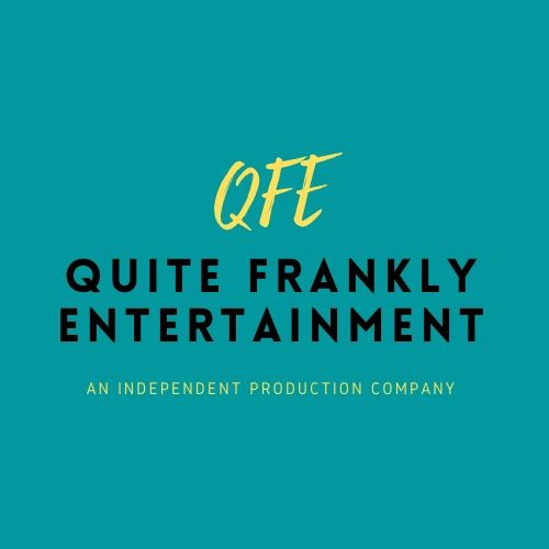 Quite Frankly Entertainment Logo © Copyright 2020 Quite Frankly Productions, LLC