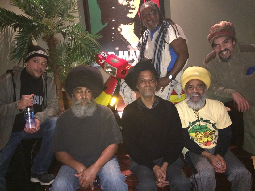 Guitar:Jahday, Vocal:Tony, Bass:Hiram, Keyboard:Shango, Drums:Mandingo, Percussion:Muntheru