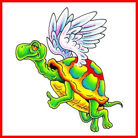 Turtle Tattoos Turtle Tattoo Meanings
