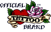 Official Tattoo Brand Flash Books