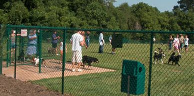 Dirty Deeds offers clean up stations for local dog parks and commercial businesses.