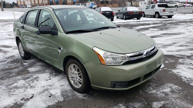 156,000 Miles 2.0L FWD Automatic  AM/FM Stereo, Adjustable Steering, Air Bag(s), Air Conditioning, A