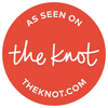 As seen on Theknot.com for wedding and bridal makeup services