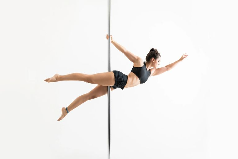 Pole Dancer, fitness pole, mipole, dance pole for home, stripper pole
