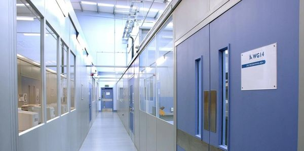 Warehouse Partition systems Kent