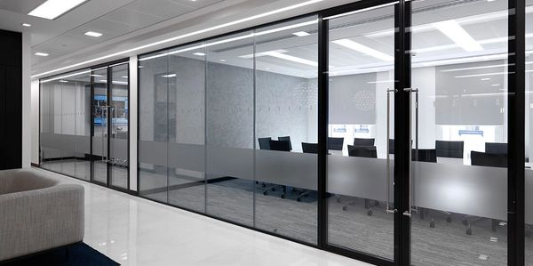 Glass Partitions Kent