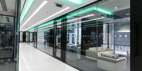 Glass Partitions Maidstone