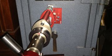 Drilling a Safe Open