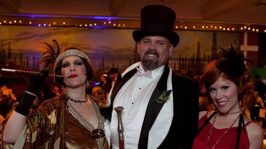 Artistry Matters Character Event Orange County Murder Mystery