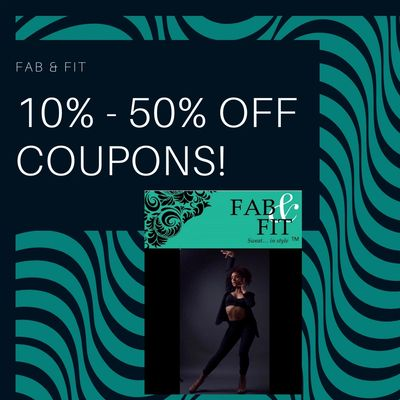 Fab & Fit Coupon
