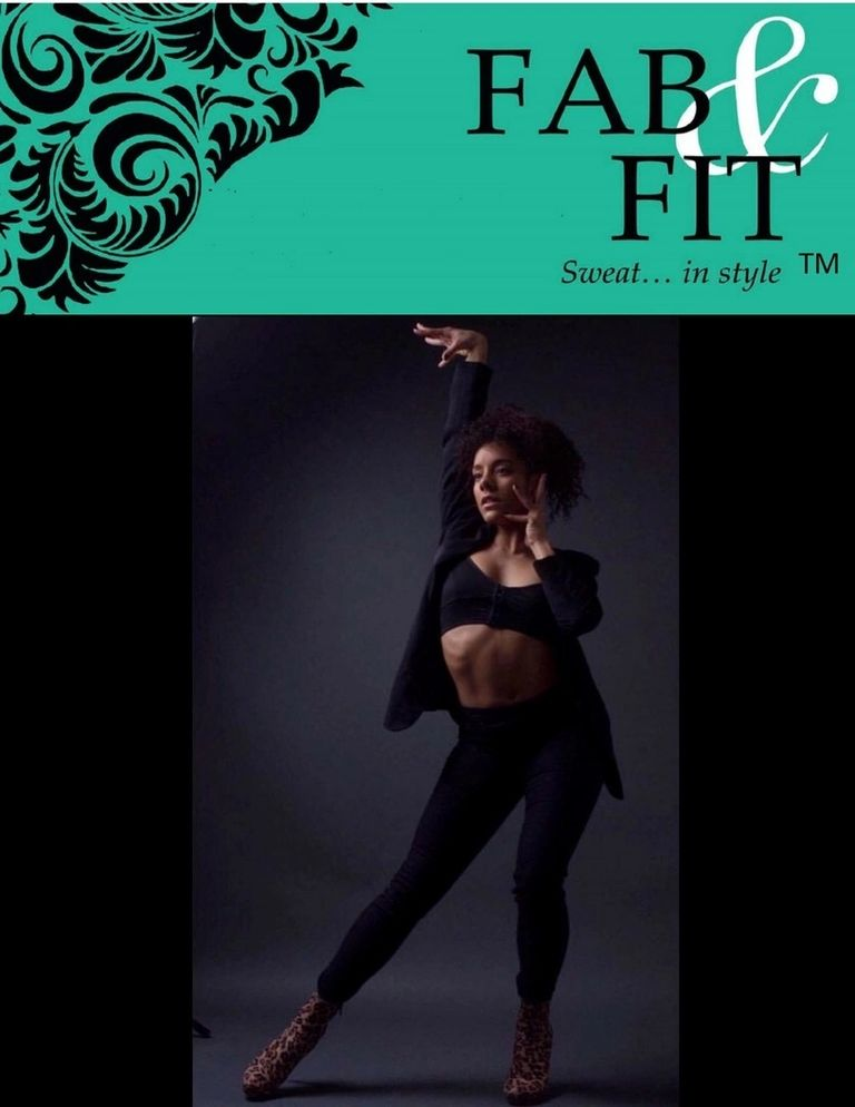 Exercise your Beauty Sweat in Style Fab & Fit Boutique; activewear/athletic wear