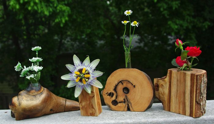 Functional Art made from Reclaimed and Salvaged Wood