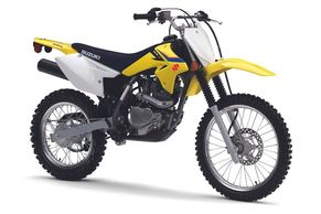 2019 Suzuki DR-Z125L Dirt Bike