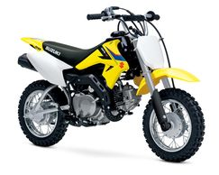2019 Suzuki DR-Z50 Dirt Bike