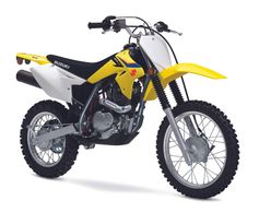 2019 Suzuki DR-Z125 Dirt Bike